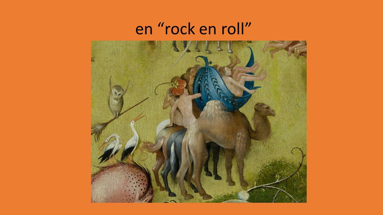 en rock en roll