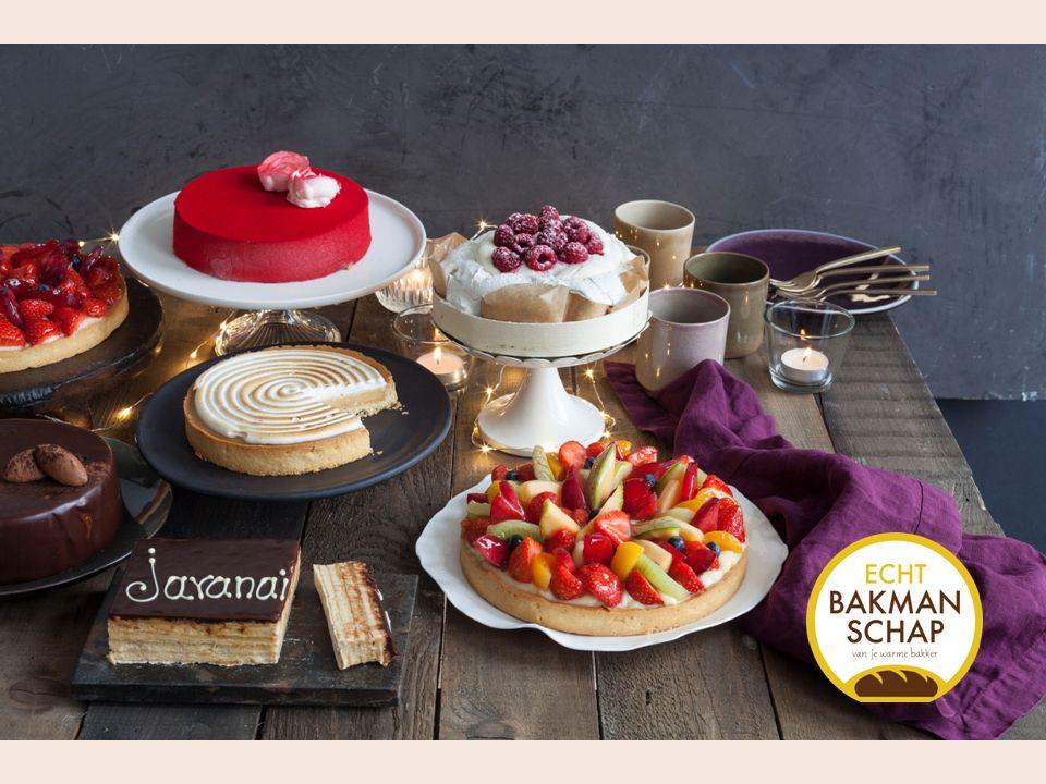 Festijn voor zoetekauwen Ook erg leuk: een dessertbord.