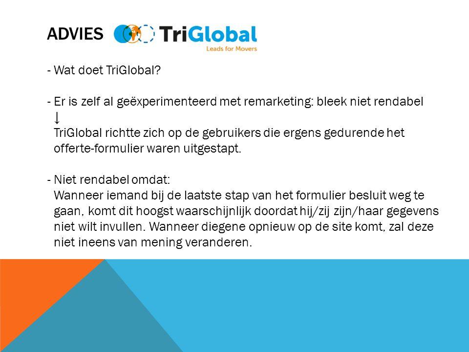 ADVIES - Wat doet TriGlobal.