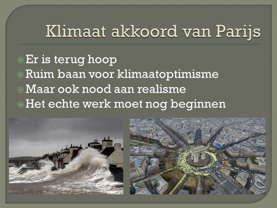  De Nieuwe Klimaatbeweging