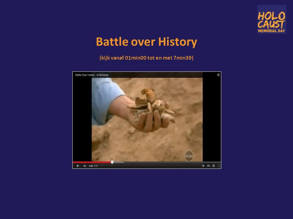 Battle over History (kijk vanaf 01min00 tot en met 7min39)