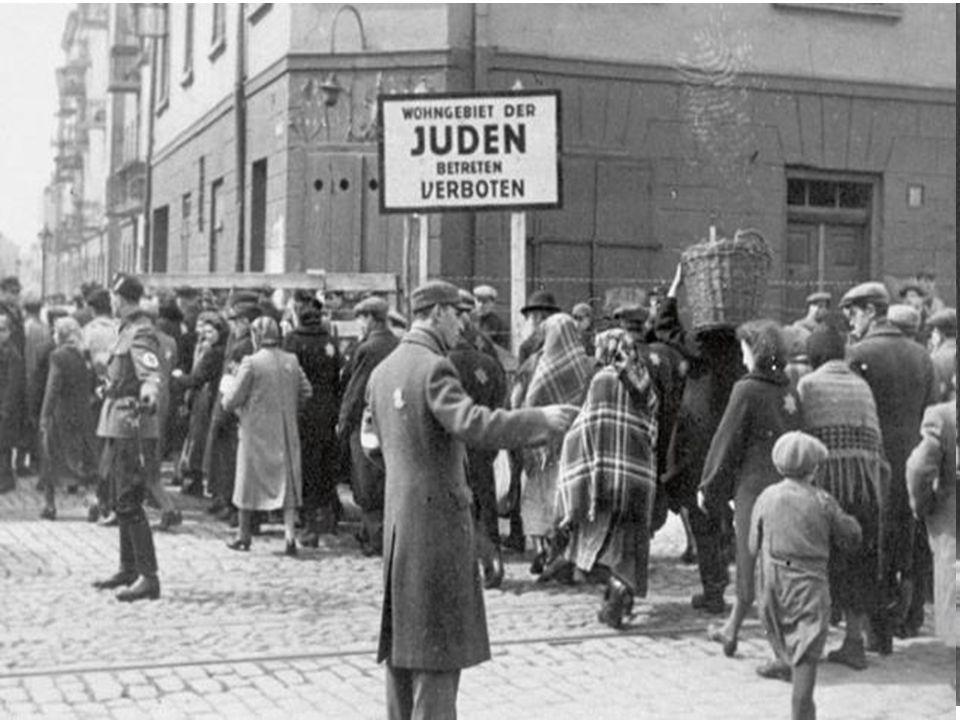 1935: Neurenberger- wetten