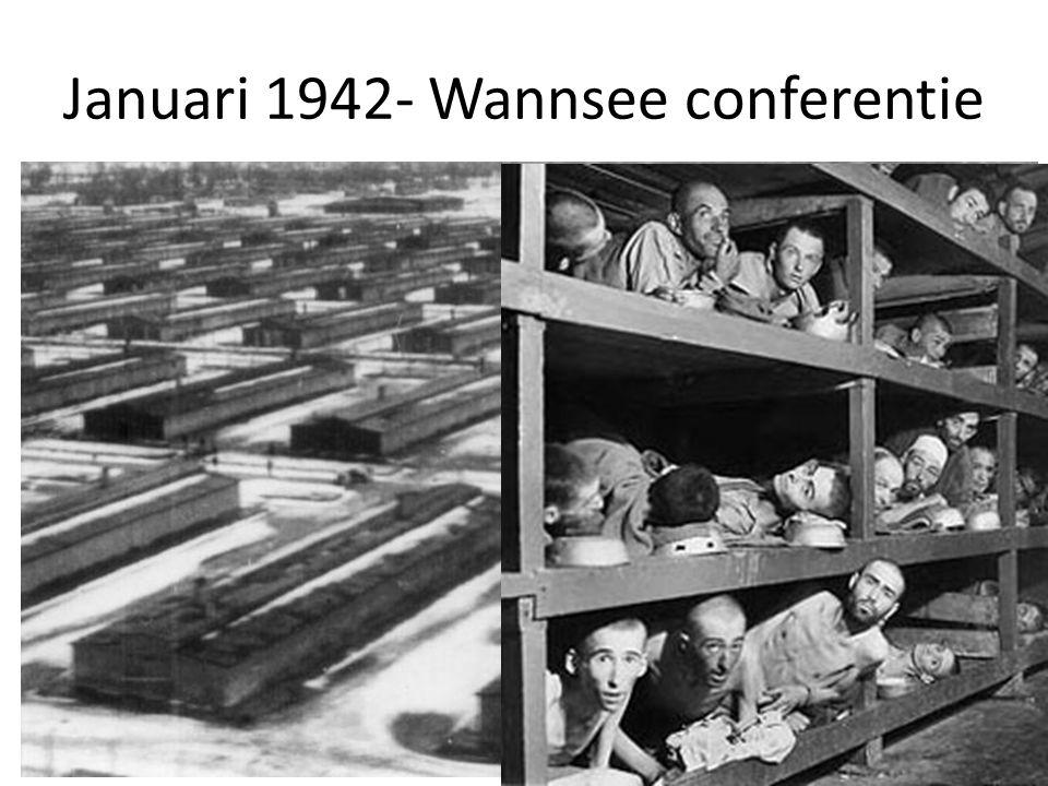 Middelen ter bevordering van het Duitse totalitaire regime: Terreur.