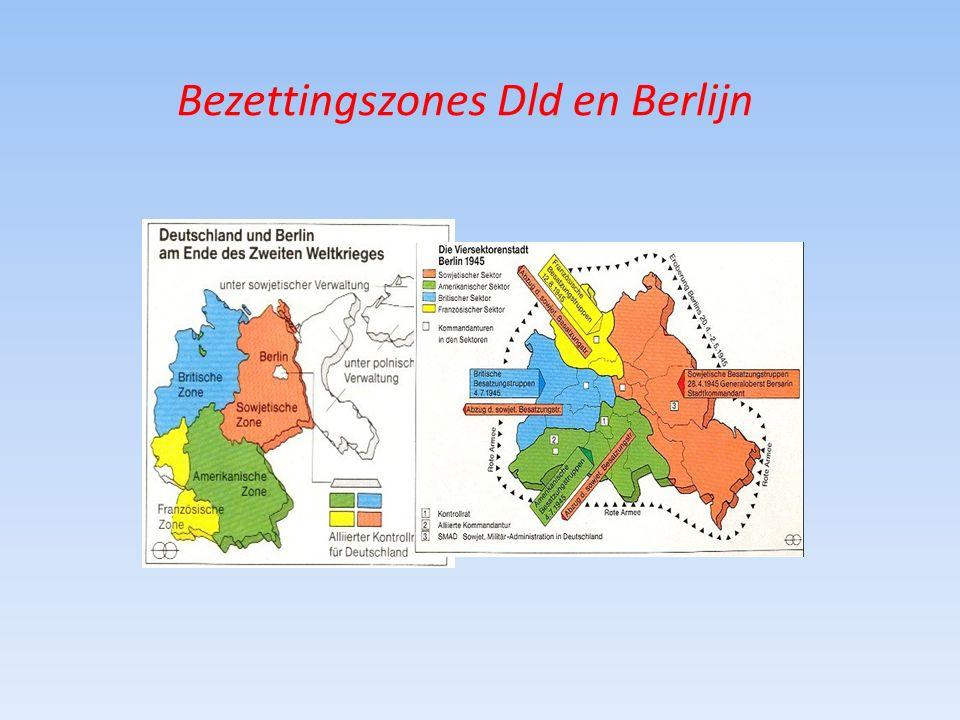 Bezettingszones Dld en Berlijn