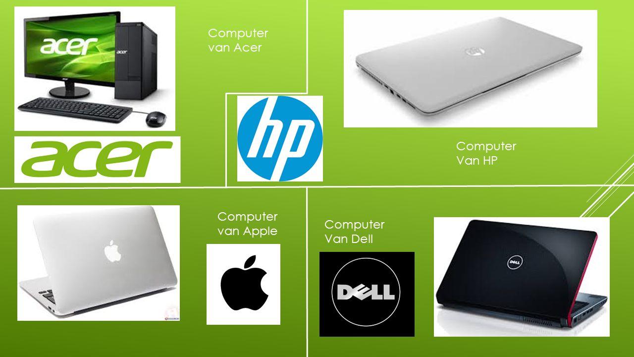 Computer van Apple Computer Van HP Computer van Acer Computer Van Dell