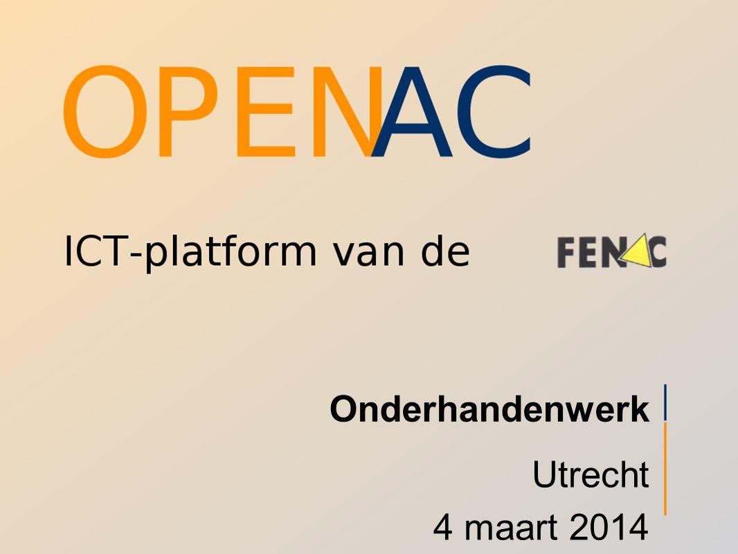 Onderhandenwerk Utrecht 4 maart 2014