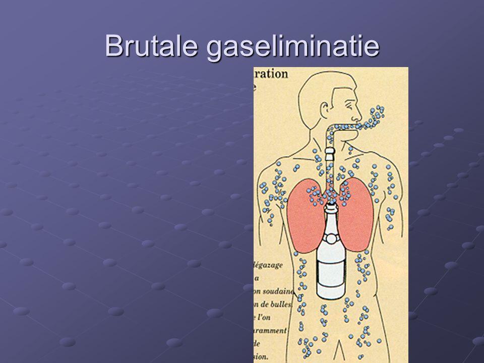 Brutale gaseliminatie