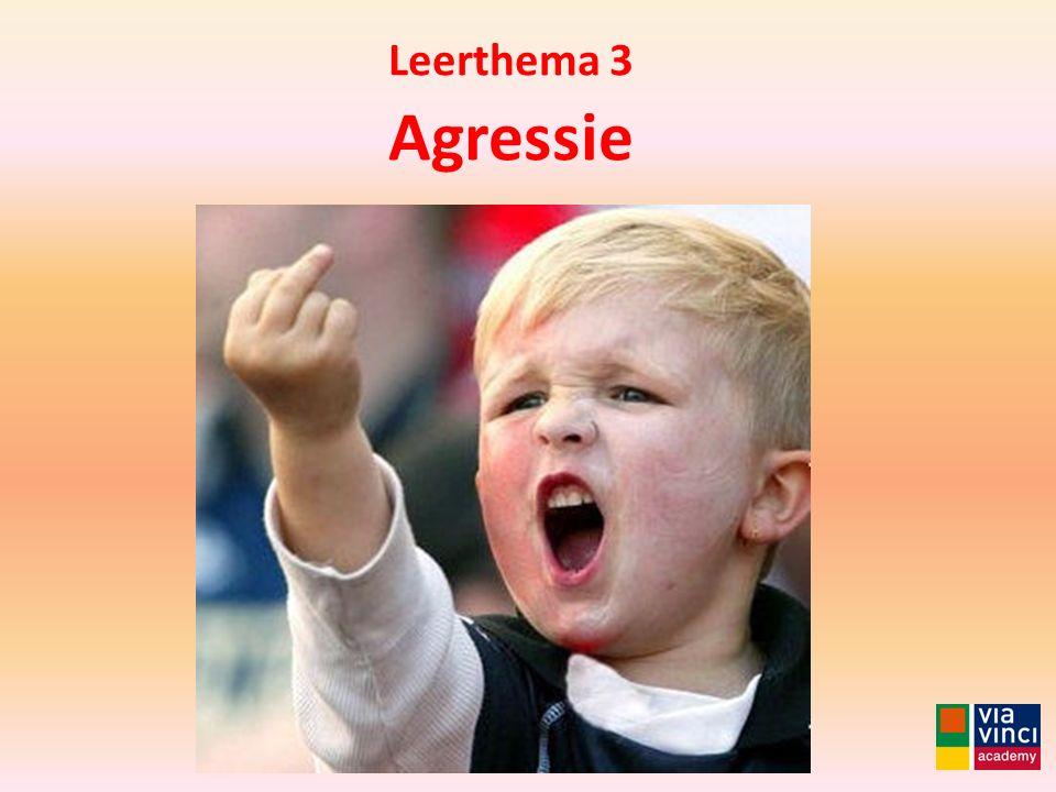 Proactieve agressie Strategie: beton Valkuil: tegenagressie, dreigen Wel persoonlijk Geef grenzen aan.