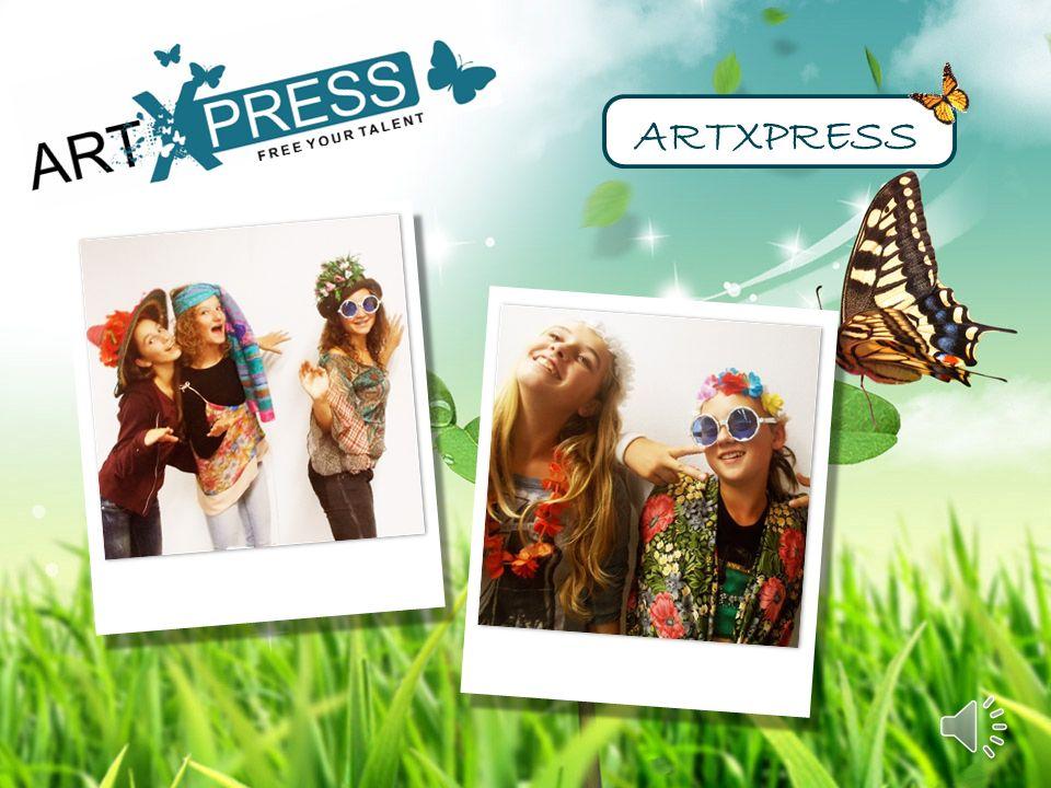 De ArtXpress is een van de drie themaklassen van het Udens College VMBO.