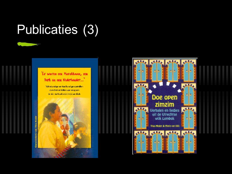 Publicaties (3)
