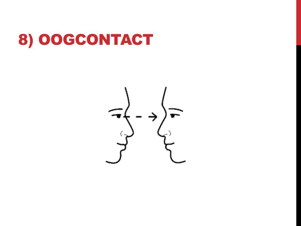 8) OOGCONTACT