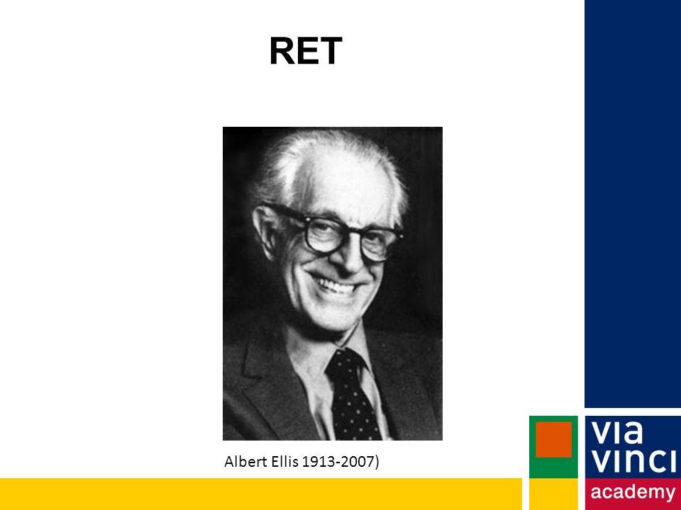 RET Albert Ellis 1913-2007)