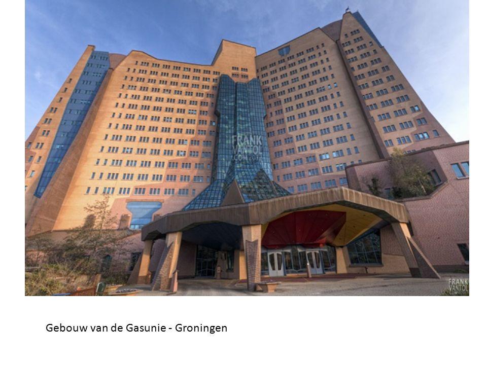 Gebouw van de Gasunie - Groningen