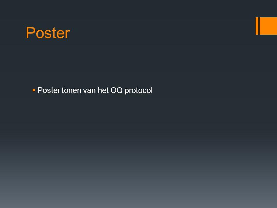 Deze presentatie is een inleiding in Procesfactoren Deze presentatie vormt een aanloop tot OctoQuest.