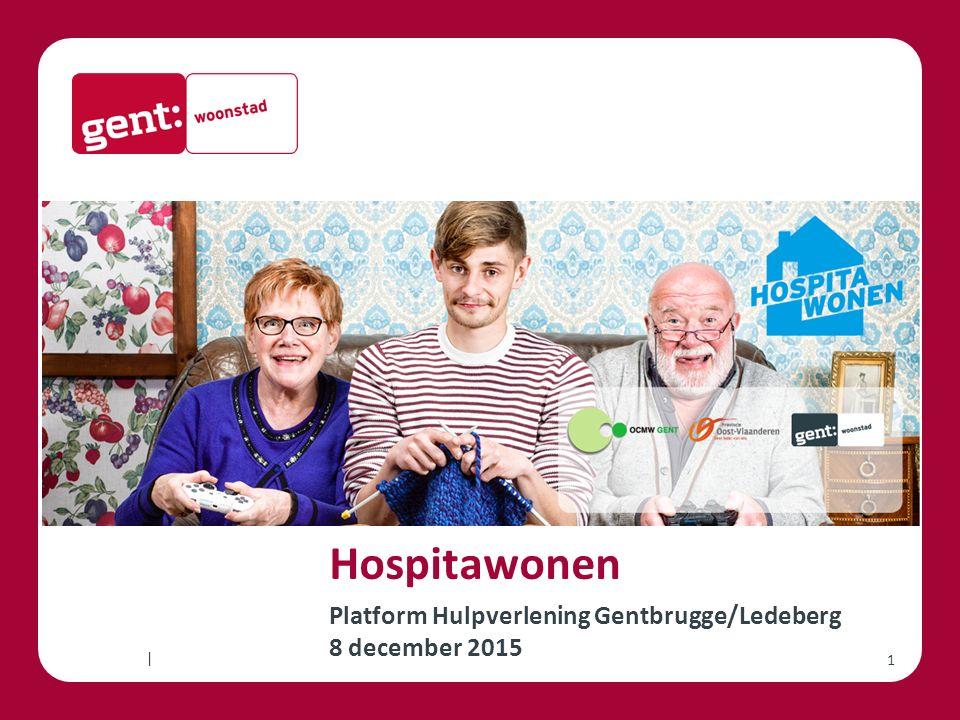 | Hospitawonen Platform Hulpverlening Gentbrugge/Ledeberg 8 december 2015 1