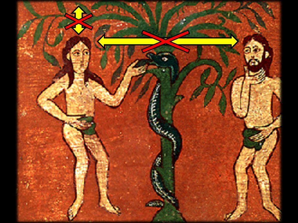 Net als de vrouw op aangeven van de slang, zién die personages, nemen en gebruiken ze.