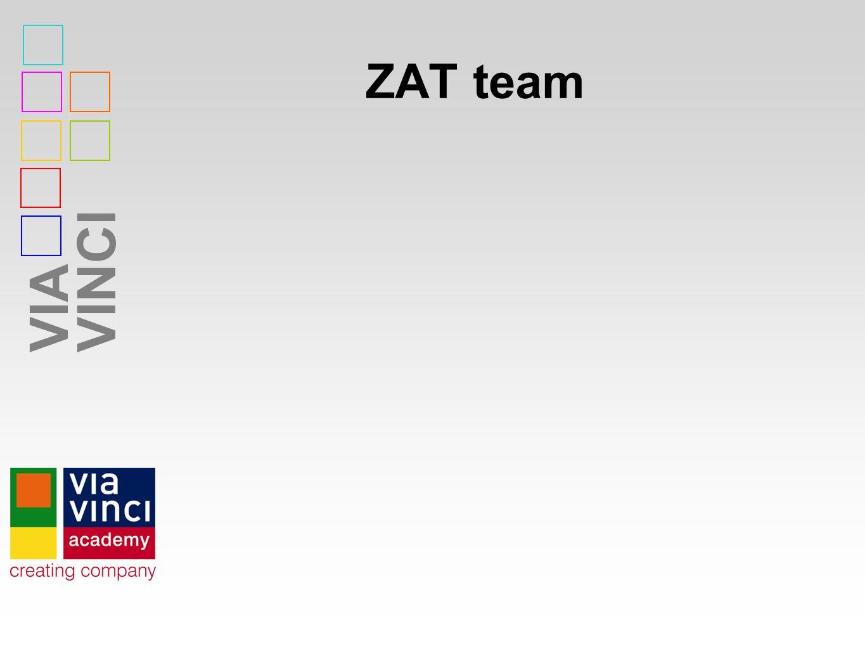 VIAVINCI ZAT team