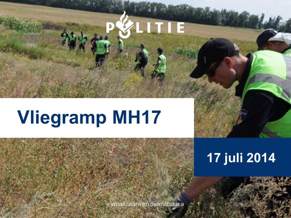 Vliegramp MH17 17 juli 2014