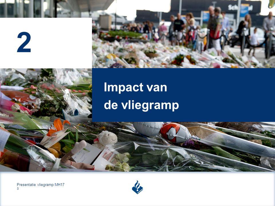 Presentatie vliegramp MH17 3 Impact van de vliegramp 2