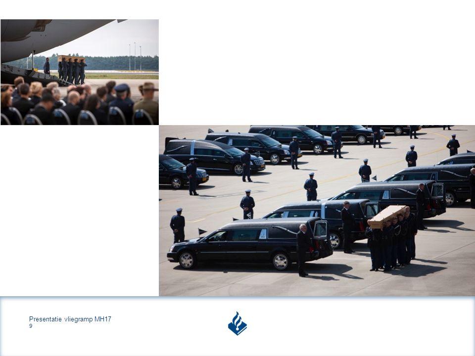 Presentatie vliegramp MH17 9