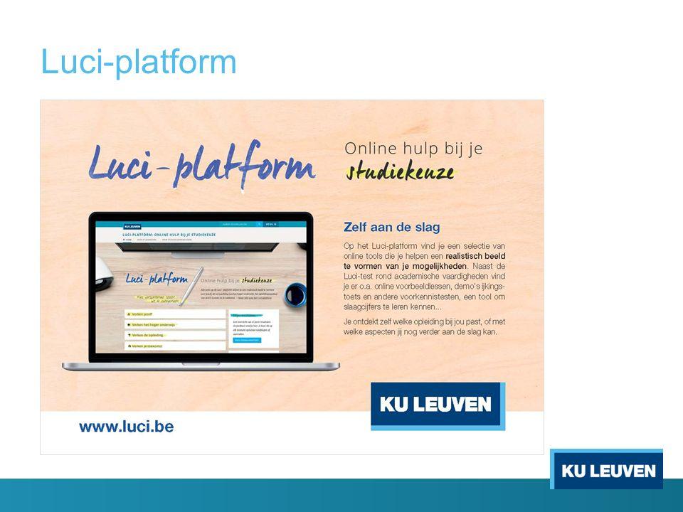 Luci-platform