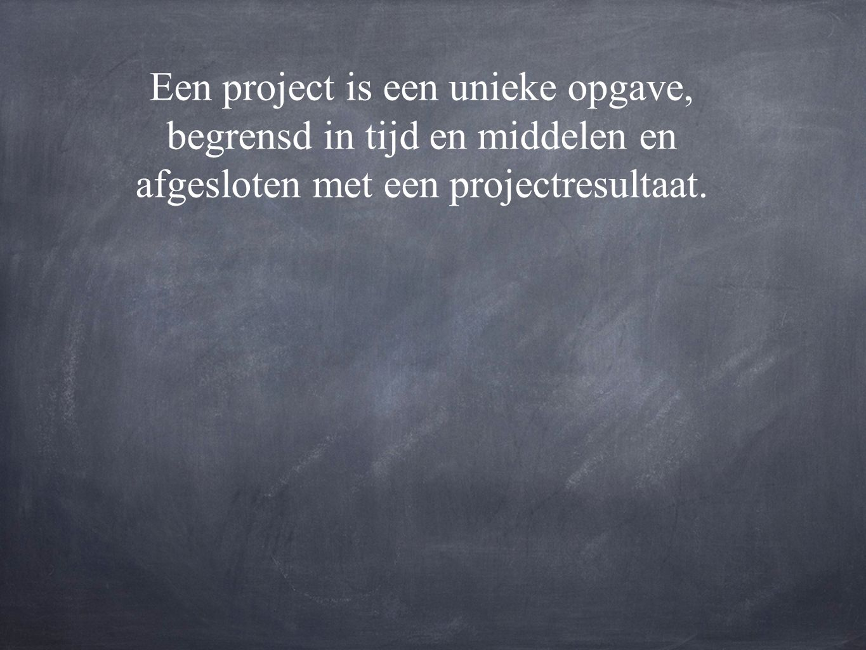Teamwerk Heldere doelstellingen Wederzijds respect Initiatief tonen Flexibel aanpassen