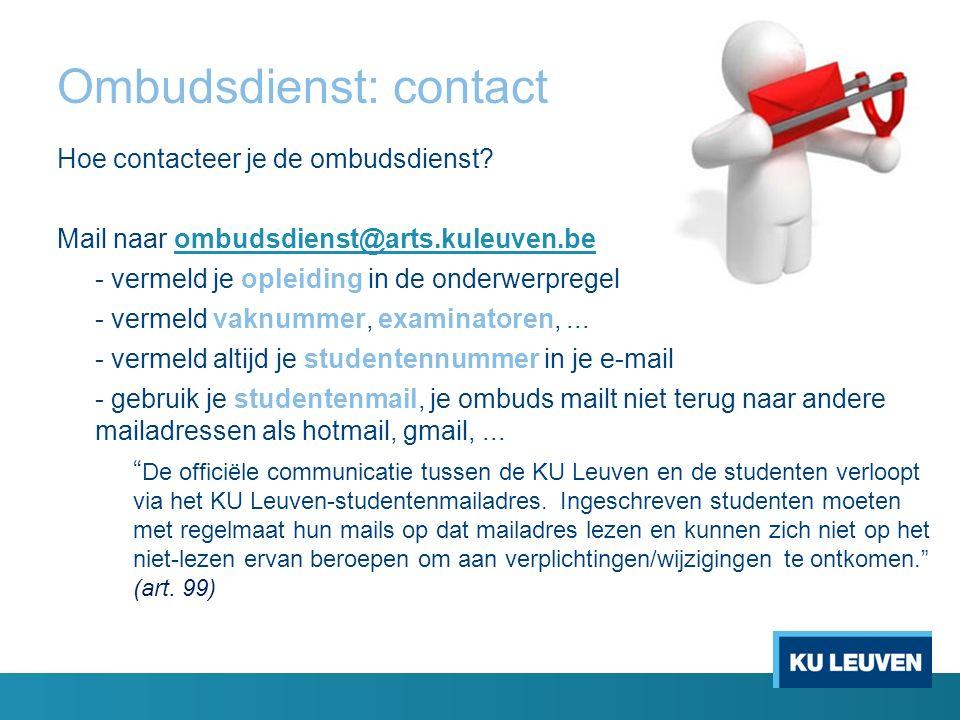 Ombudsdienst: noodgeval Dringende vraag.Trein vertraging.