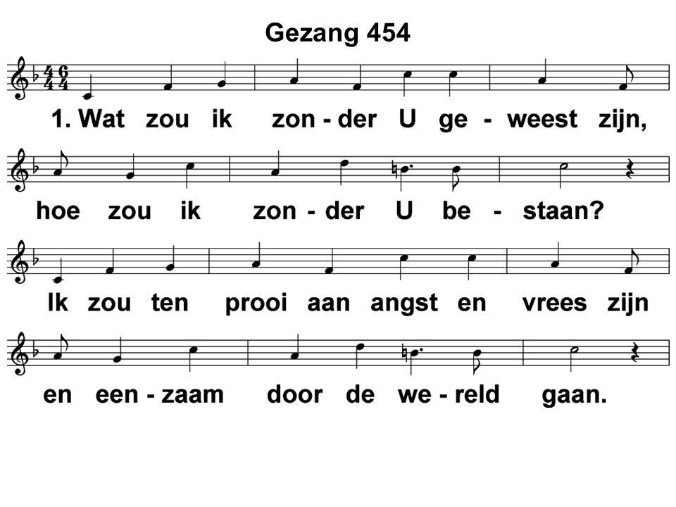 Gezang 454