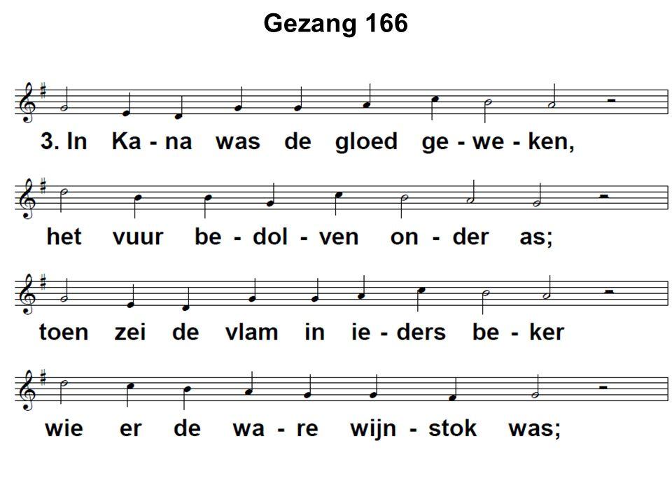 Gezang 166