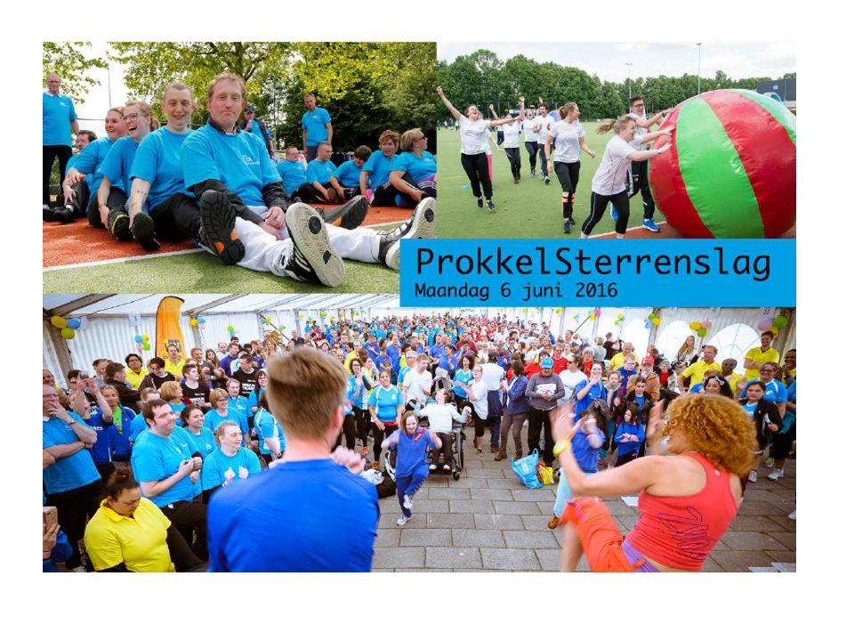 ProkkelSterrenslag Maak een foto én verhaal van jouw team Mail dat naar info@prokkel.nl Wij zetten het op de website van het Fonds Dan kun je aan de slag met het uitnodigen van bedrijven, gemeenten, buren voor deelname én sponsoring (twitter, Facebook)
