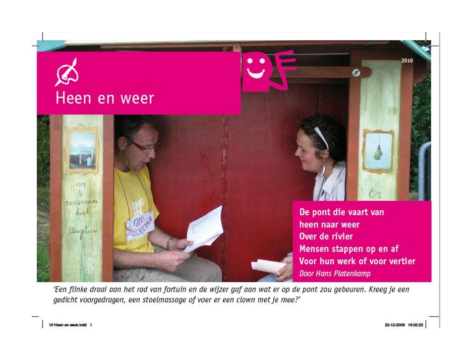 ProkkelSterrenslag Maandag 6 juni in Utrecht 100 teams : 10 personen per team -5 mensen zonder beperking van bedrijf -5 mensen met beperking http://www.fondsverstandelijkgehandicapten.