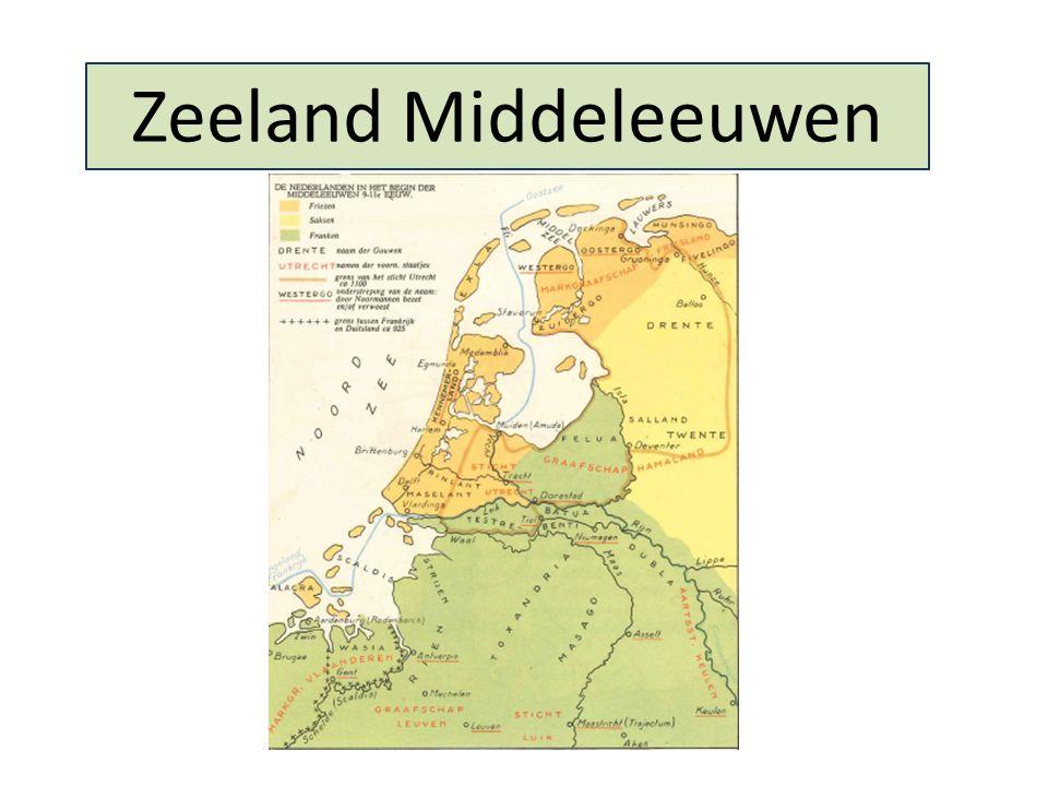 Indijken al vóór de middeleeuwen De oudste dijk van Zeeland.