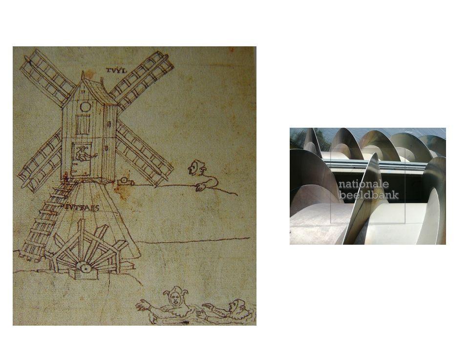 1.Vergelijk met de middeleeuwen (dia 6): de zee heeft teruggenomen wat hij had.