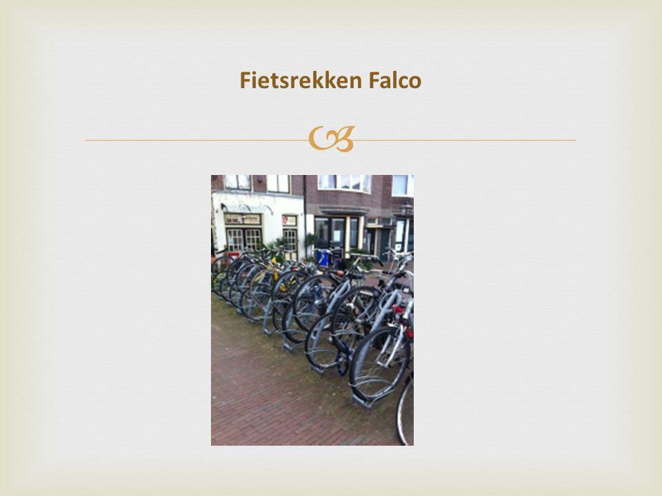  Fietsrekken Falco