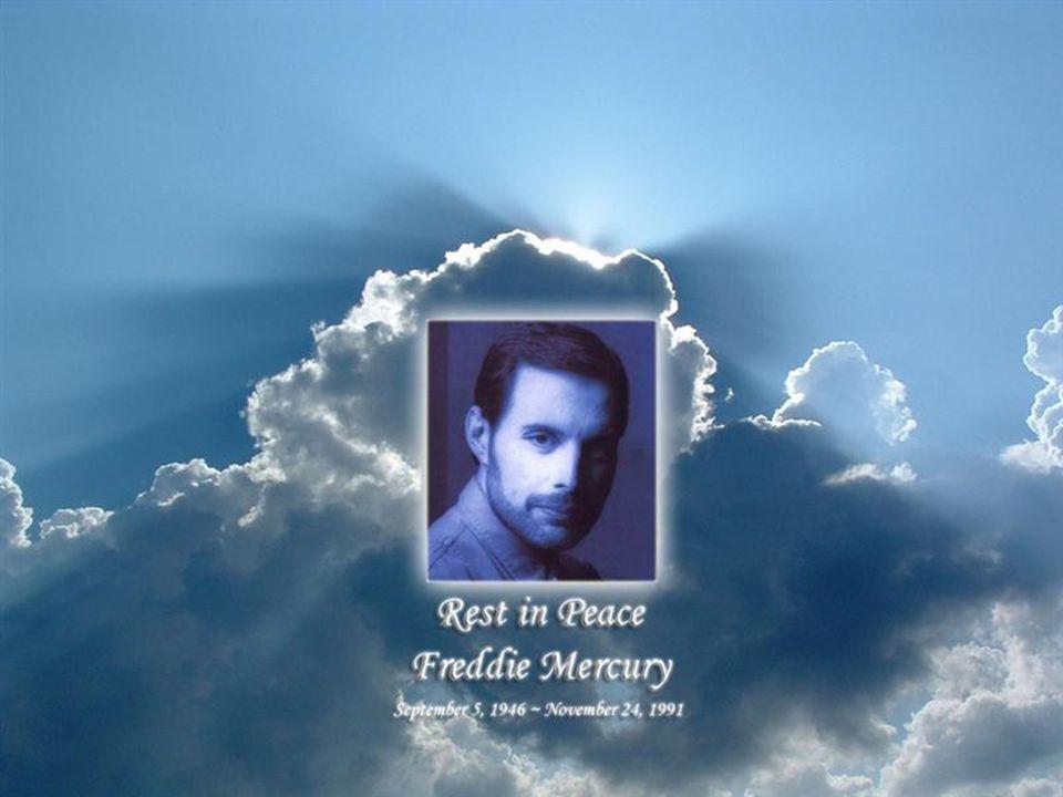 De zanger van de Britse popband Queen, Freddie Mercury, overlijdt op 24 november 1991 aan de gevolgen van AIDS.