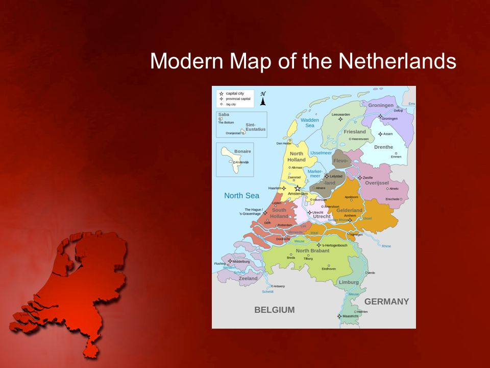Dutch History and Geography A bit about polders
