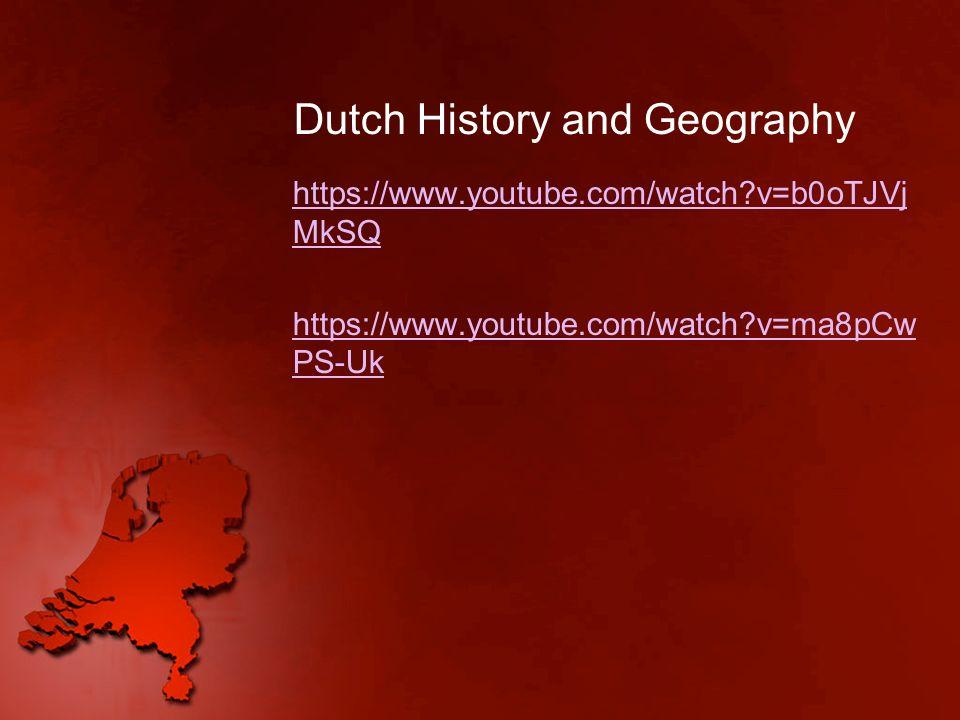 Dutch Language https://www.youtube.com/watch?v=exCYSfQ od14