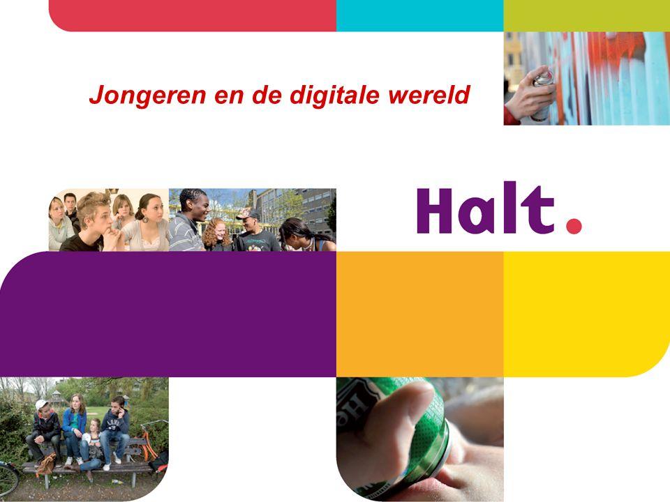 Jongeren en de digitale wereld