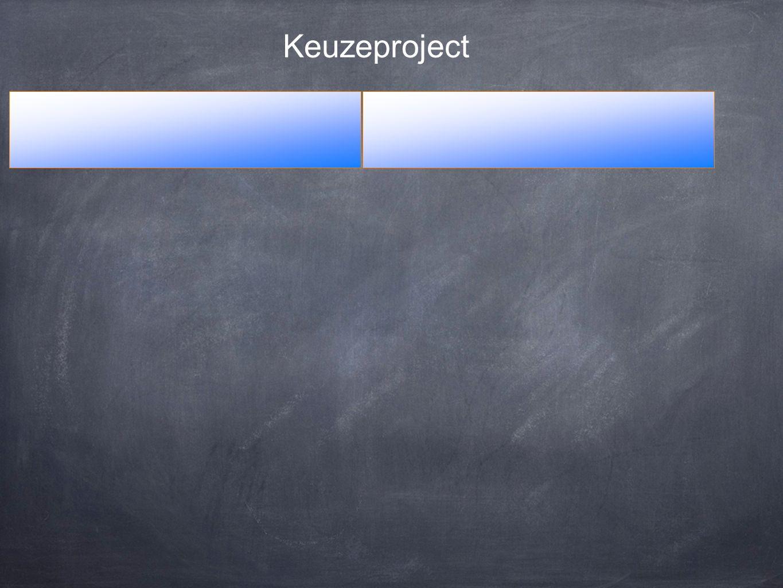 Keuzeproject