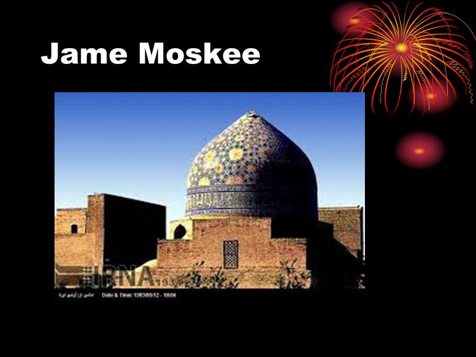 Jame Moskee