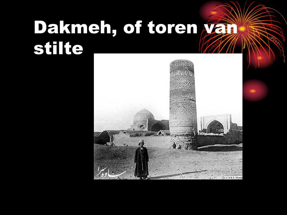 Dakmeh, of toren van stilte