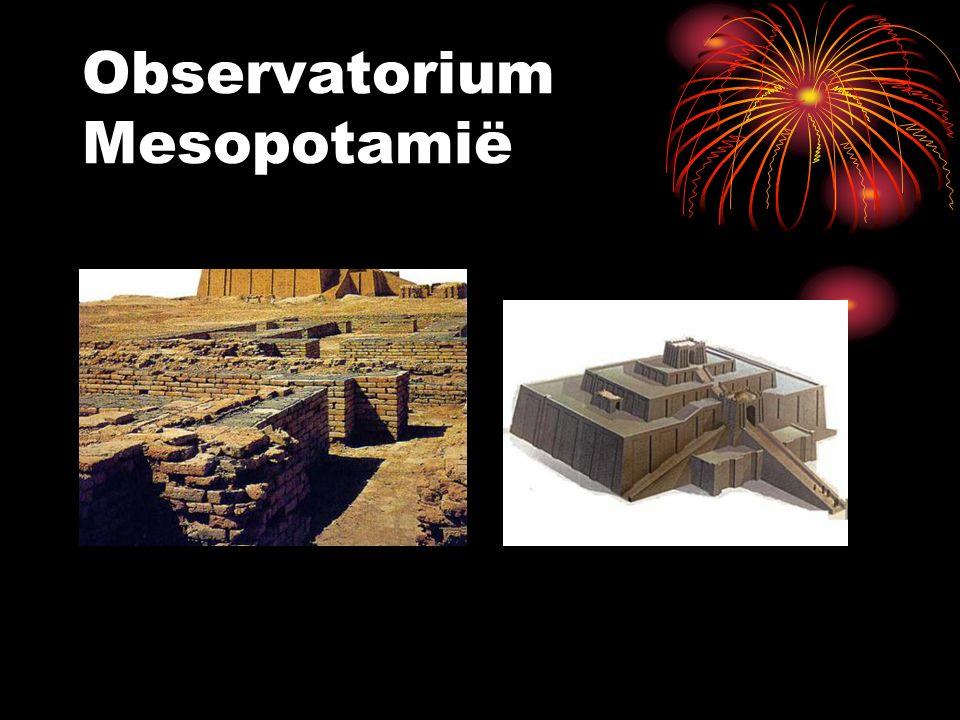 Observatorium Mesopotamië