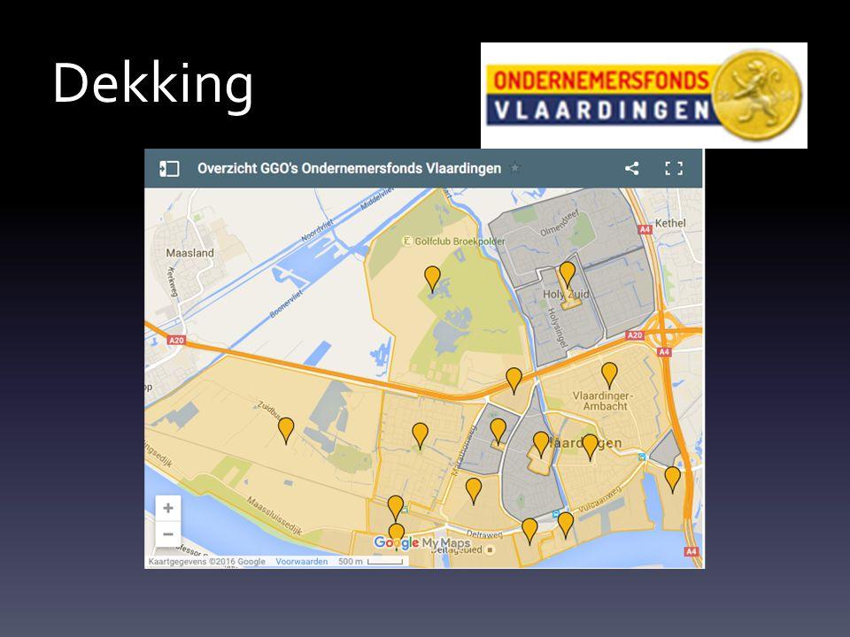 Actuele Status Reeds getekende GGO/SGO overeenkomsten: IKV/Benelux Work Park Stichting Stadshart Vlaardingen IKV Het Scheur en Koggehaven Winkeliersver.