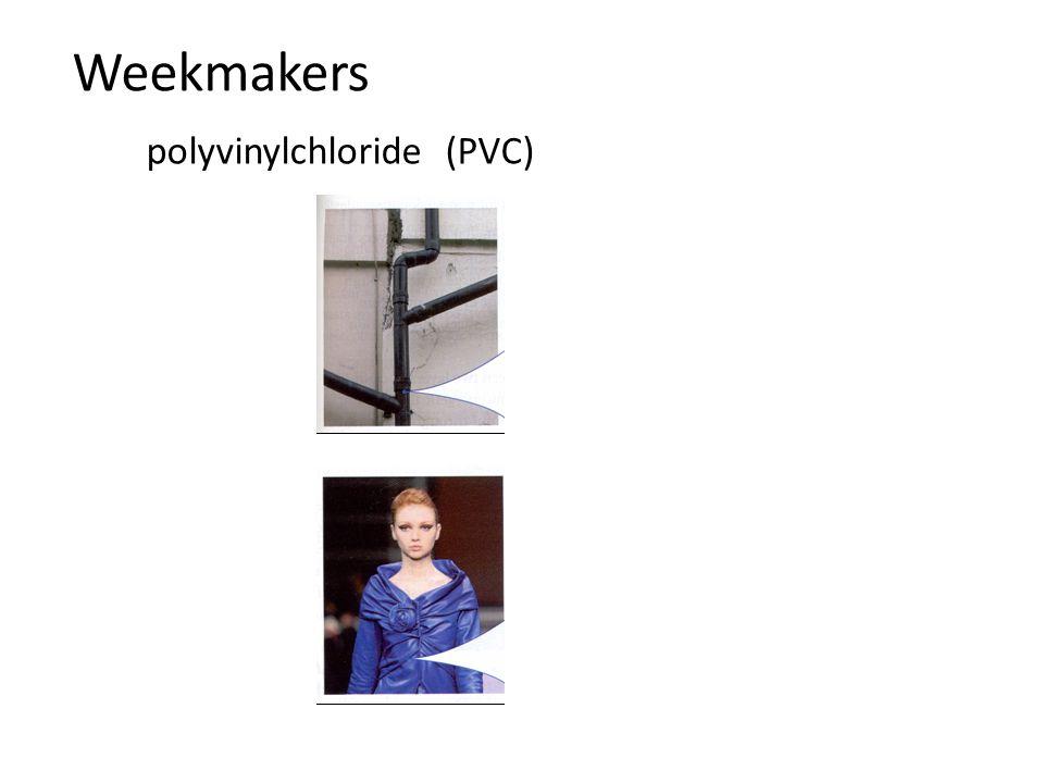 Weekmakers polyvinylchloride (PVC)