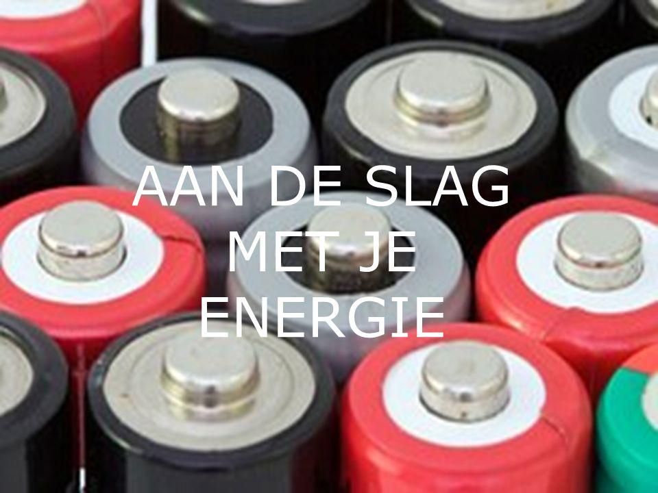 16 december 2015 www.HratYourService.be Marijke Van Hoorebeeck AAN DE SLAG MET JE ENERGIE