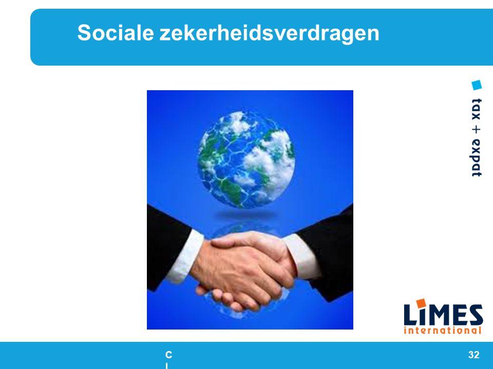 Sociale zekerheidsverdragen 32Click here to edit NameClick here to edit Name