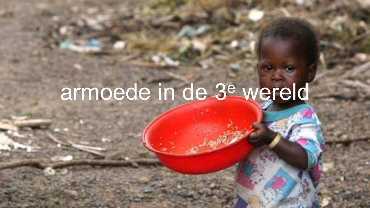 armoede in de 3 e wereld