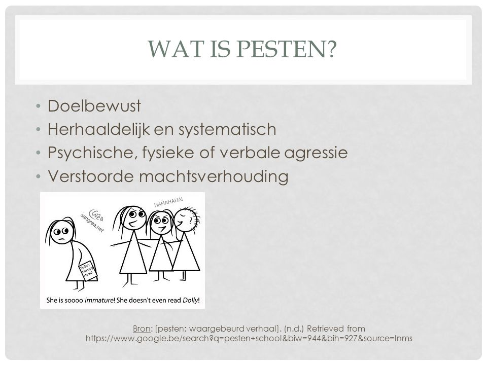 WAT IS PESTEN.