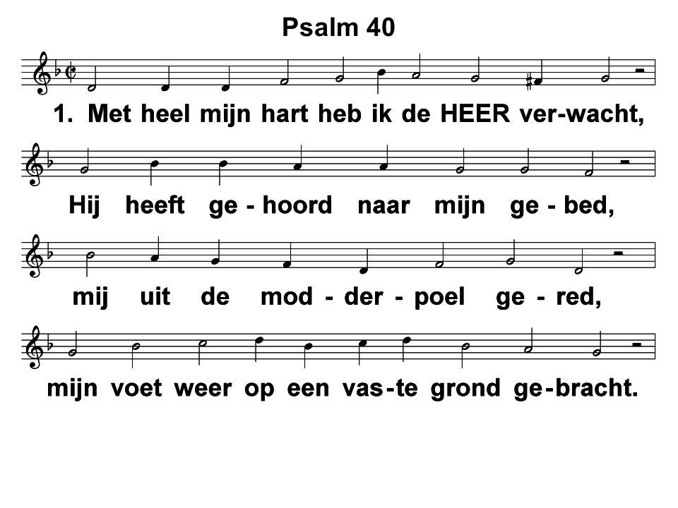 Zingen  Ps.40: 1  Moment van stilte  Votum  Ps.40: 7  Avondmaal  Gebed  LezenMatteüs 4: 1-11 2 Tessalonicenzen 3: 1-5  TekstZondag 52  Gz.177: 2  Preek  Ps.