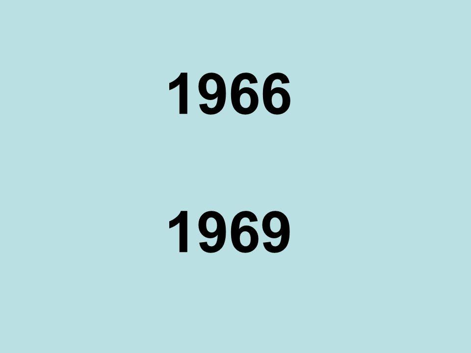 1966 1969